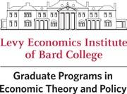 Logo of Levy Economics Institute Graduate Programs in Economic Theory and Policy