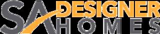 SA DESIGNER HOMES logo