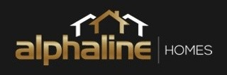 Alphaline Homes logo