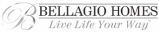 Bellagio Homes logo