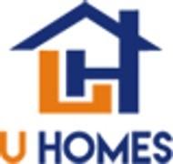 U Homes logo