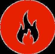 fireplacesmelbourne logo