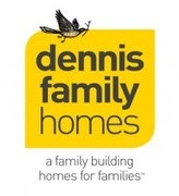 Dennis Family Homes logo