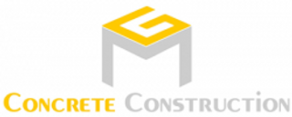 GM Concrete logo