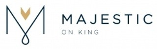 Majestic on King logo