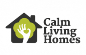 Calm Living Homes logo