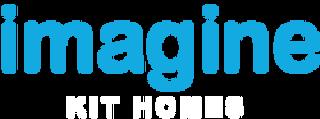 imagine kit homes logo