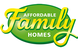 Affordable Family Homes VIC logo