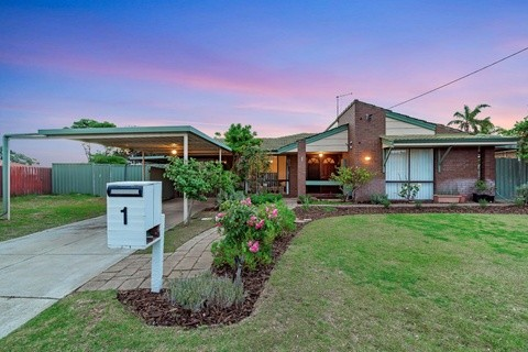 1 Lilly Court SPEARWOOD WA 6163