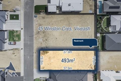 45 Winston Crescent VIVEASH WA 6056