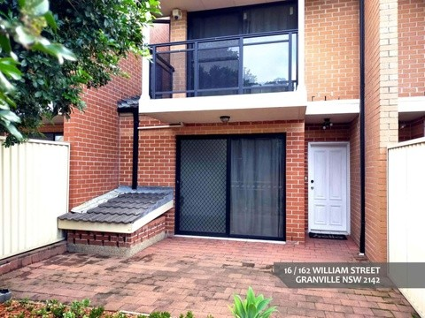 16/162 William Street Granville NSW 2142