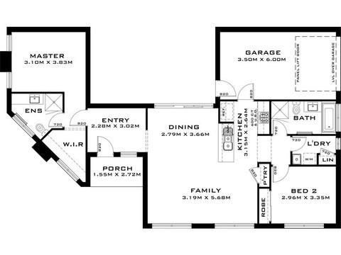Willandra Estate Melton - Lot 1412 Fixed Price Turnkey