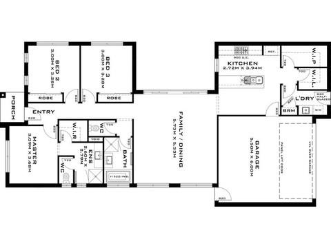 Willandra Estate Melton - Lot 1508 Fixed Price Turnkey