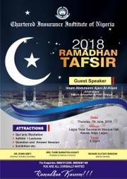 2018 RAMADAN TAFSIR