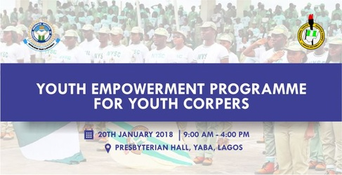 Youth Empowerment Programme For Youth Corpers