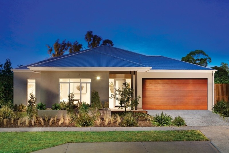 Single storey The Dunes House by Aspire Designer Homes