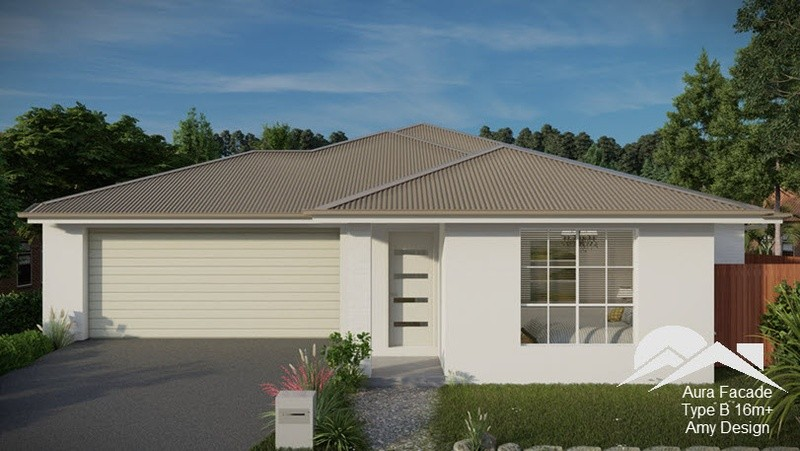 Single storey Amy 178 House by Sunvista Homes
