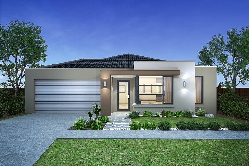 Single storey Archie 260  by Mimosa Homes