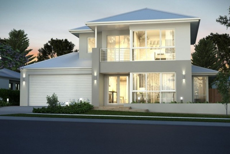 Double storey The Ross House by New Level Homes