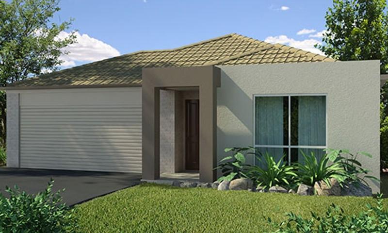 Single storey Tokay House by Bevnol Homes