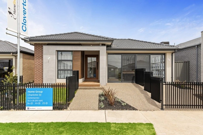 Single storey The Charlotte House by Home Group