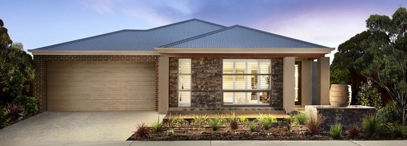 Single storey Avalon 247 House by Fairhaven Homes