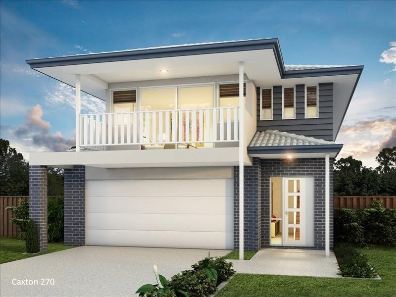 Double storey Caxton 230 - F1 House by Integrity New Homes