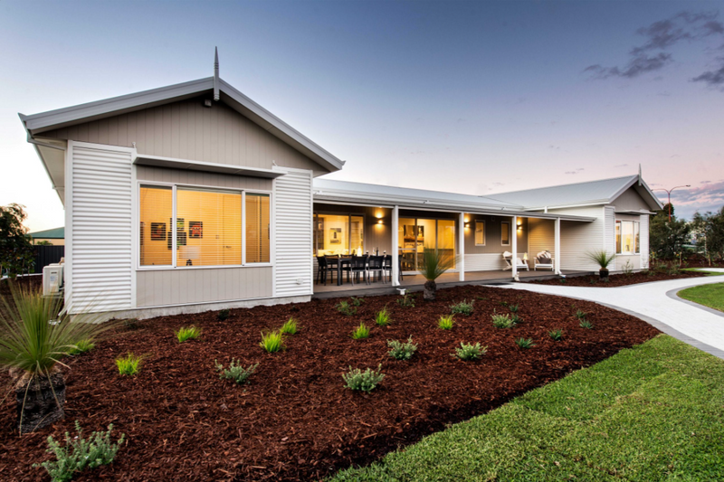 Single storey The Grange House by TR Homes