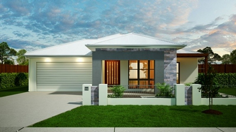 Single storey Entertainer 4 House by Grady Homes