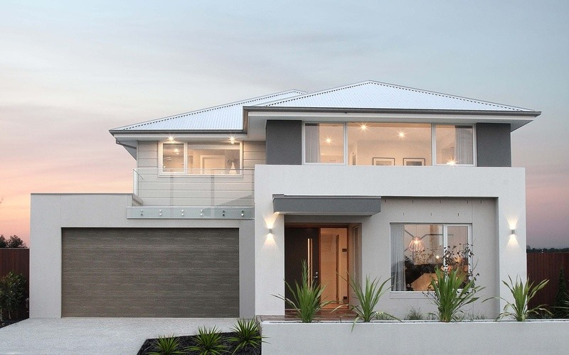 Double storey Ritz 445 House by Bentley Homes