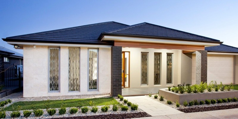 Single storey RF 255 House by Affordable Family Homes SA