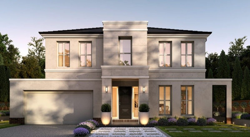 Glenvill Custom Homes home design