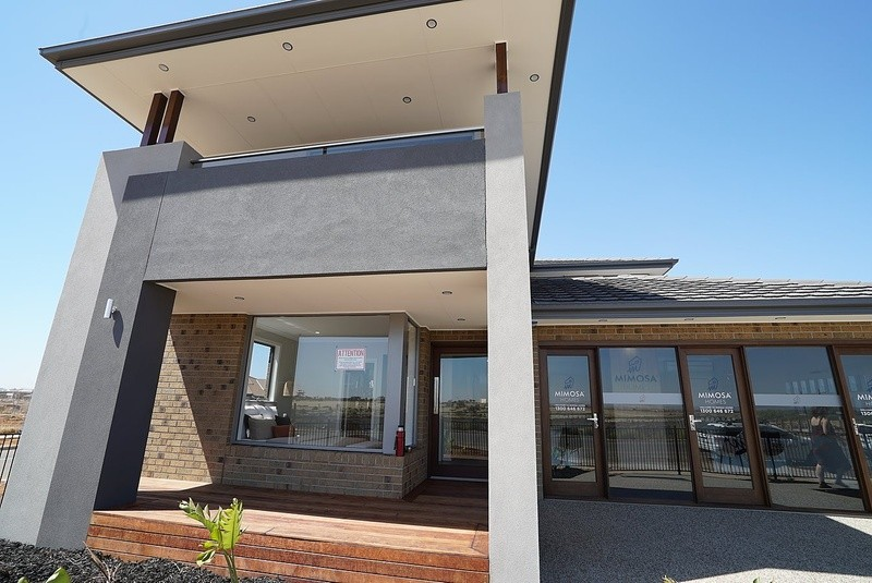 Double storey Balmoral 355 House by Mimosa Homes