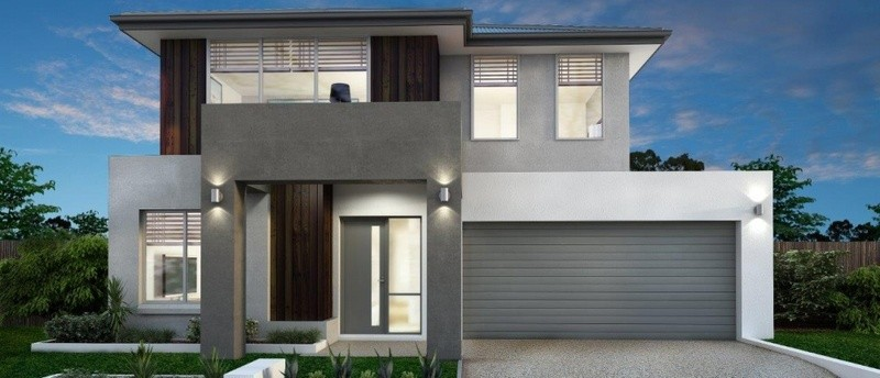 HUME 33 house design by Sienna Homes