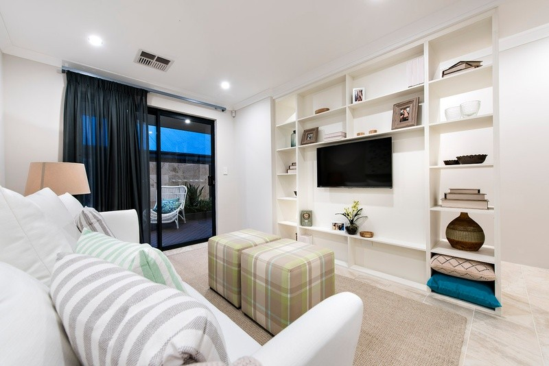 Single storey The Sentinel House by Commodore Homes