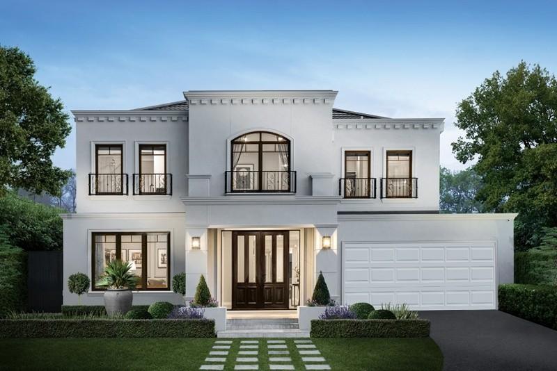 Porter Davis home design