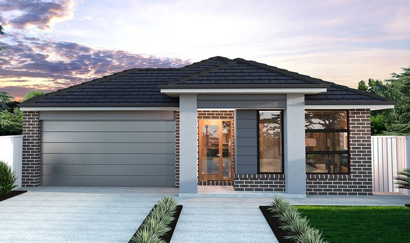 4 beds, 2 baths, 2 cars, 24.98 square facade