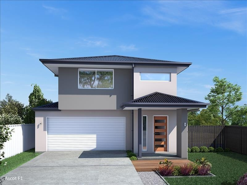 Double storey Ascot 220 - F1 House by Integrity New Homes