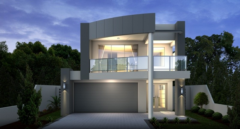 Double storey Virage House by Great Living Homes