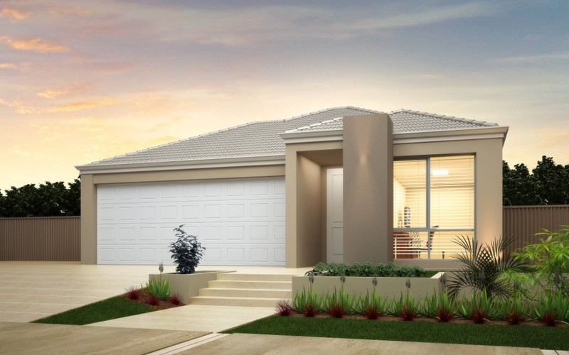 Single storey Dream Verona House by DreamStart Homes