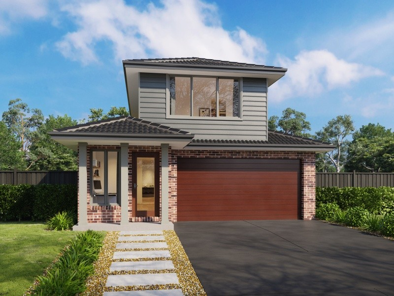 Double storey Geneva 26 House by Chatham Homes
