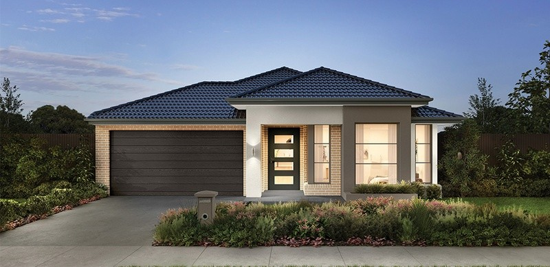 Single storey Ashbrook 24 House design