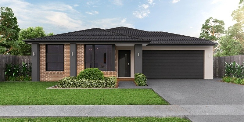 Single storey Brianna House by True Value Homes