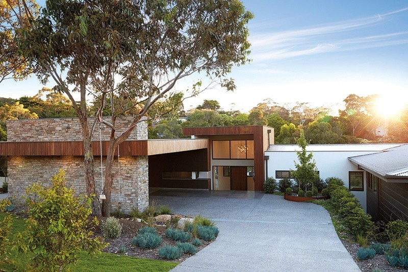 Glen Shian house design by Latitude 37