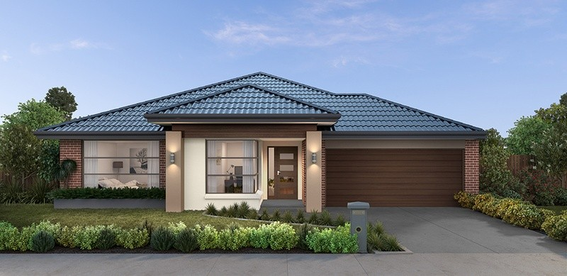 Single storey Colorado House by Aston Homes