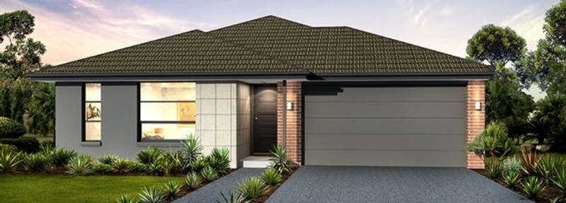 Single storey Bronte 191 House by Fairhaven Homes