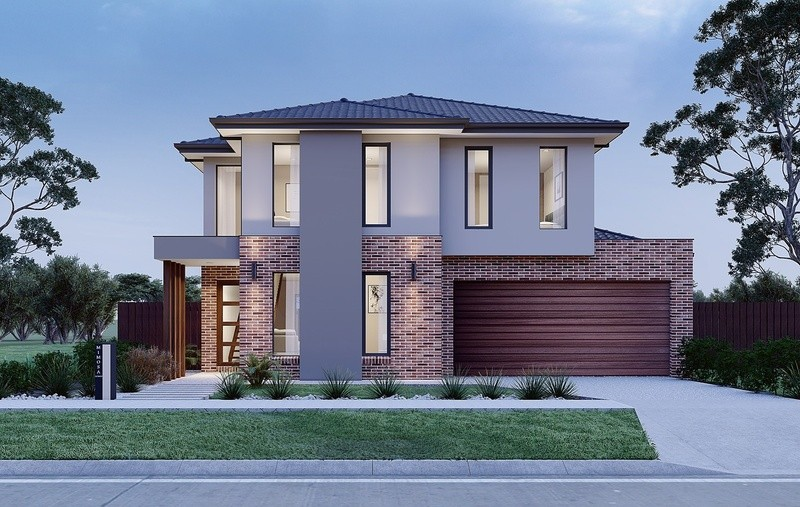 4 beds, 2 baths, 2 cars, 252.80 square facade