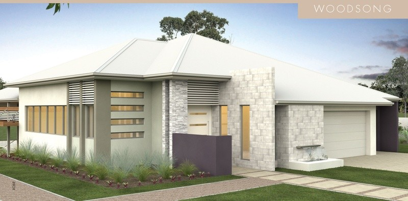 Single storey Woodsong House by David Reid Homes