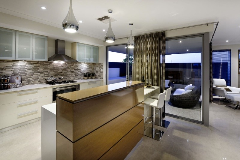 Single storey The Barwon House by Smooth Start