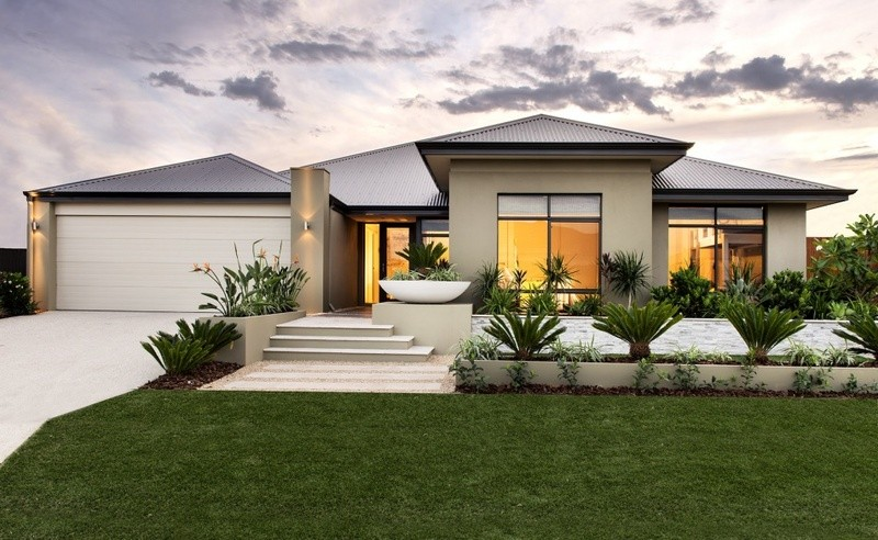 Single storey Blanchett House by Celebration Homes